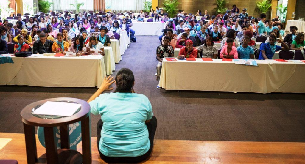 Jóvenes de diferentes provincias se organizan a favor de las 3 causales