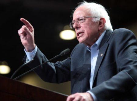 Internacional Progresista, Bernie Sanders