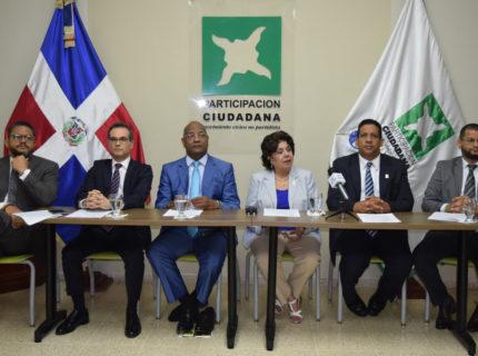 Participación Ciudadana presenta Balance del año 2018