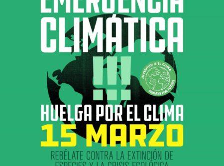 Huelga Cambio Climatico