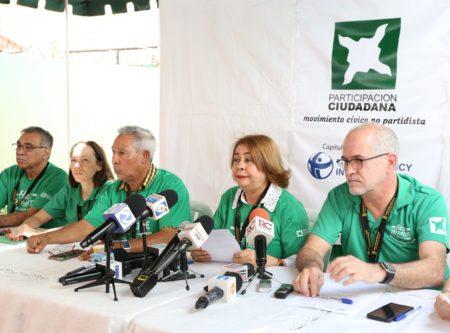 Integrantes de Participación Ciudadana