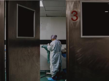 transparencia sector salud